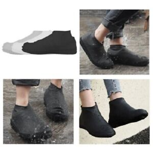 Recyclable Silicone Overshoes Rain Waterproof Shoe Covers Boot Cover slip