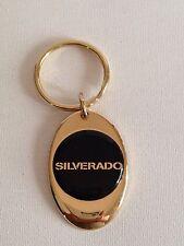 Chevrolet Silverado Keychain Solid Brass Chevy key chain Personalized Free