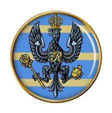 4th/20th King's Hussars, British Army Pin Badge