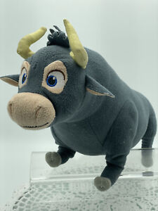 Ferdinand Bull, Plush Toy, 2017, 40cm Long