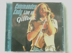 66216 Commander Cody Live At Gilley's [NEW] CD (2000)
