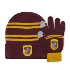 Harry Potter set bonnet et gants enfant Gryffindor conducteur gryffondor 601178