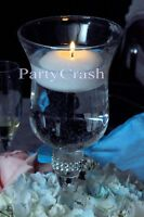12 PCS Round Disc Floating Candles  White Wedding Home 3inch