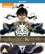 The Legend of Korra: The Complete Series Blu-Ray (2018) Michael Dante DiMartino