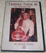 Tanpura Tutor #1: An Introduction Ashwin Batish DVD how to play