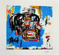 "JEAN-MICHEL BASQUIAT ""UNTITLED"" LIMITED EDITION #1 OF 30"