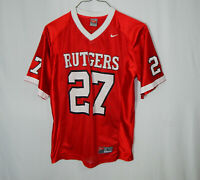 Ray Rice Rutgers University NCAA College Football Jersey Nike Size Youth LARGE L