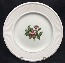 "Wedgwood Moss Rose 8 1/4"" Salad Plate"