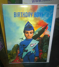 Thunderbirds Birthday Boy Scott Tracey Classic Thunderbirds Greeting Card New