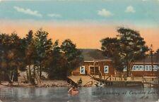 NEW HAMPSHIRE NH – Canobie Lake Boat Landing