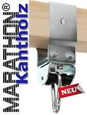 Schaukelschelle für Kantholz 9 x 9 cm mit MARATHON Rollengelenk