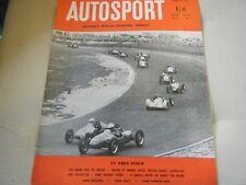 MORGAN PLUS FOUR 4 1954 FAMOUS ROAD TEST TR2 ENGINE