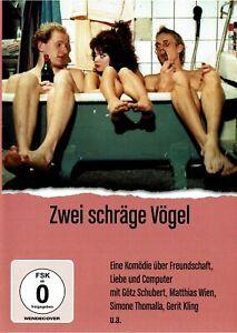 Zwei schräge Vögel (DVD) DDR TV-Archiv mit Simone Thomalla, Götz Schubert