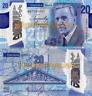NORTHERN IRELAND, £20, 2020, (AB Prefix), P-NEW, DANSKE BANK, POLYMER, UNC