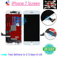 """Assembly LCD For iPhone 7 Screen Digitizer Touch Display White Replacement 4.7"""""""
