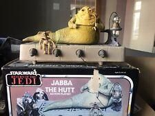 Vintage Jabba The Hutt Playset - Star Wars