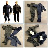 8X Dress clothes for GI JOE 21st Century Soldier 1:6 12'' dragon hot toy figure