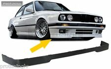 E 30 318 IS front spoiler chin lip addon valance trim splitter skirt 318is Cup