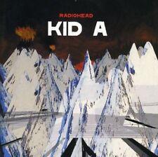 CD musicali oggi radiohead
