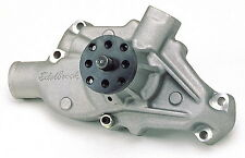 "Edelbrock 8810 Small Block Chevy 5/8"" Shaft Short Design Victor Series SBC V8"