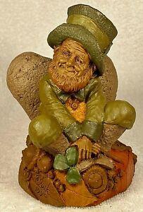 DUBLIN-R 1990~Tom Clark Gnome~Cairn Studio Item #5102~Edition #47~w/COA & Story
