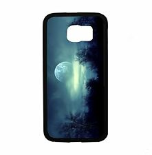 Full Moon at Night For Samsung Galaxy for Samsung Galaxy S6 i9700 Case Cover