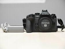 Olympus OM-D E-M1 16.3MP Mirrorless Digital Camera - Black (Body Only)