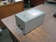 Acme Type SR Transformer T-1-11683 1KVA Pri: 120/240V Sec: 12/24V 1Ph 60Hz Used