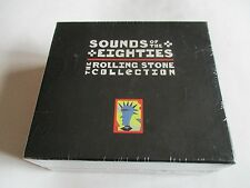 Rolling Stone Sounds of the Eighties 6 CD BOX Set 1995 Time Life 108 Songs NEW