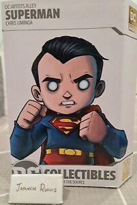 dc artists alley Chris Uminga - Standard Edition  Superman vinyl figure
