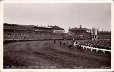 Doncaster. Race Course during Races # 1-67 by Scrivens.