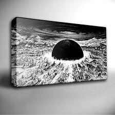 AKIRA EXPLOSION - Canvas Art Picture PREMIUM Quality *Choose your size