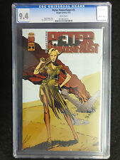CGC 9.4 Peter Panzerfaust #3 First Print FREE SHIPPING