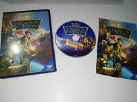 EL PLANETA DEL TESORO DVD + EXTRAS LOS CLASICOS WALT DISNEY ESPAÑOL ENGLISH
