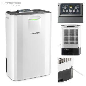 TROTEC Komfort Luftentfeuchter TTR 57 E | Adsorptionstrockner | Raumentfeuchter