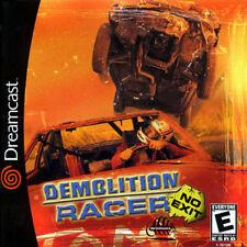 Demolition Racer No Exit DC New Sega Dreamcast