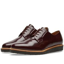 COMMON PROJECTS DERBY SHINE Maroon Leather 41 EU