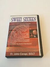 The Sweet Sixteen Anthology by Father John Corapi - DVD