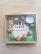 ARTISAN BEADS WATCHES NEW & BOXED