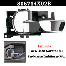 For Nissan Navara D40 Pathfinder R51 80671-4X02B Left Interior Door Handle Grip