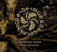 SANGRE DE MUERDAGO Lembranzas Dende O Lado Salvaxe CD In Gowan Ring Forseti