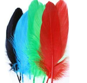 Gordon Griffiths Goose Shoulder 10 Feathers Per Pack  Various Colours (GSSFT)