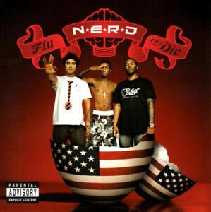 N.E.R.D. - Fly Or Die (CD-Album Virgin 7243 5 91457 2 3) 2004