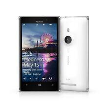 Nokia Lumia 925 Windows 8 Unlocked WHITE Smartphone 4G LTE 8.7MP 16GB - GRADE A