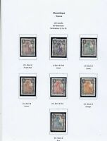 Mozambique Stamps Ref 14912