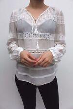 Maglie e camicie da donna girocollo seta , Taglia 44