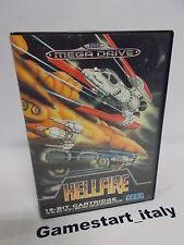 HELLFIRE (SEGA MEGA DRIVE) USATO COME DA FOTO - PAL BOXED