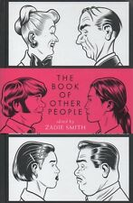 The Book of Other People; Zadie Smith (Ed.) HC DJ First Edition. LIKE NEW!