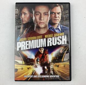 Premium Rush DVD - Michael Shannon, Joseph Gordon-Levitt