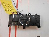 07 mercedes gl450 climate control unit 1648700789 ic# 51833 PC0207